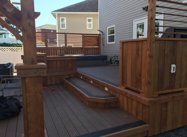 Ground Force Property Services: outdoor spaces